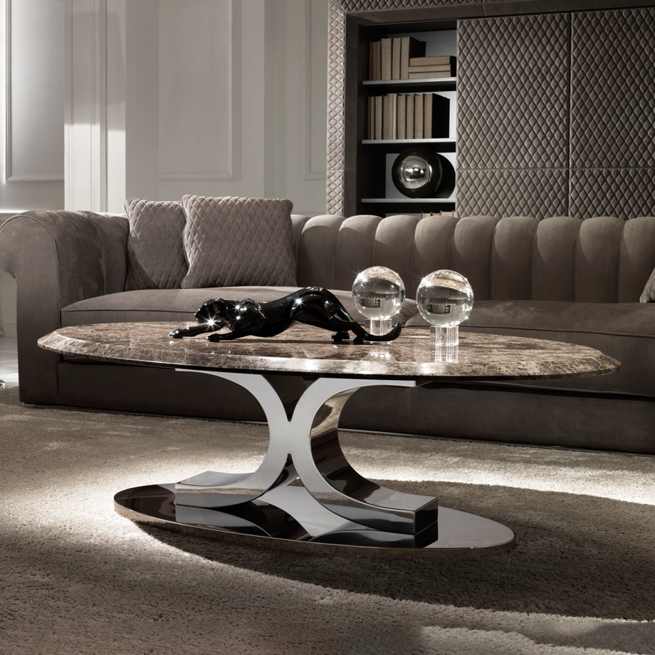 Swjid0348 Luxury Coffee Tables Living Room Contemporary